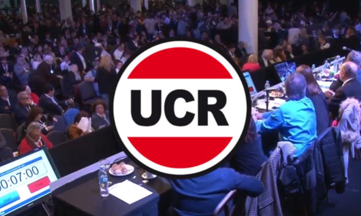 Convención Nacional – UCR